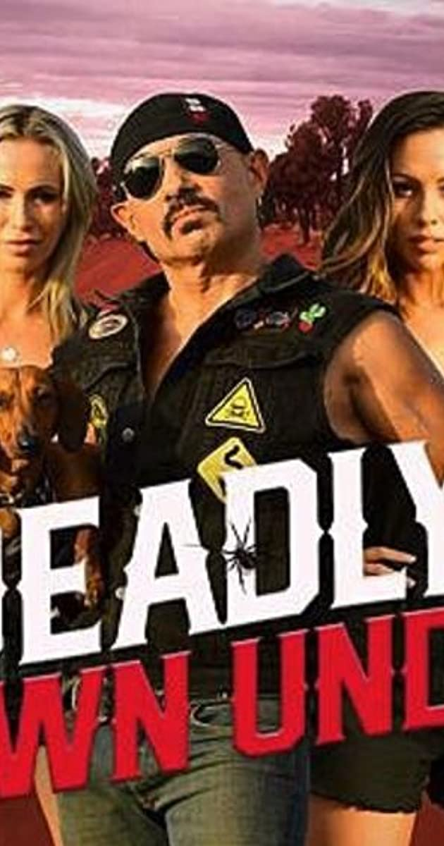 Download Deadly Down Under or watch streaming online complete episodes of  Season1 in HD 720p 1080p using torrent