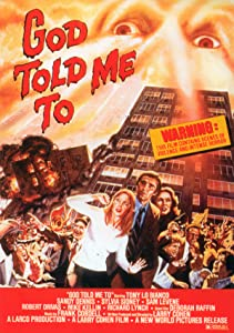 Movies dvdrip direct download God Told Me To USA [iTunes]