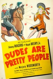 Dudes Are Pretty People Poster