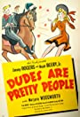 Dudes Are Pretty People
