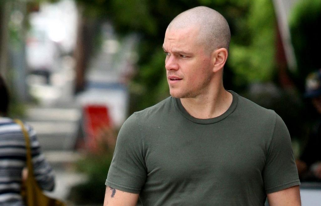 Elysium (2013) Matt Damon