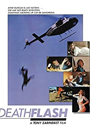 Death Flash Poster