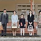 Tomoko Fujita, Ken Mitsuishi, and Riko Narumi in Mubansô (2016)