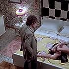 Claudio Cassinelli and Lia Tanzi in Morte sospetta di una minorenne (1975)