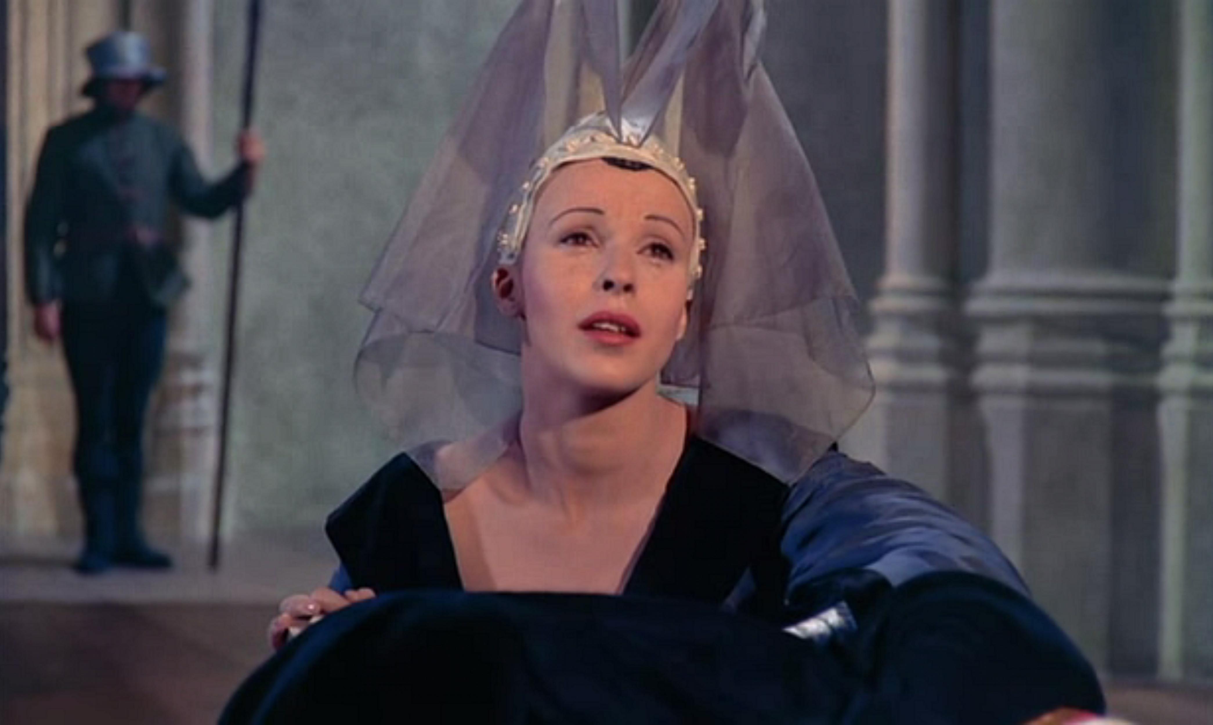 Claire Bloom in Richard III (1955)