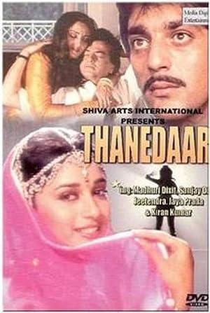 Madhuri Dixit Thanedaar Movie