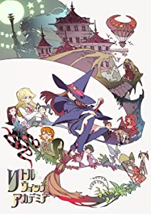 Direct download divx movies Little Witch Academia [BRRip]