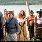 Rachel Blakely, William Snow, and Adrian Wright in Tales of the South Seas (1998)
