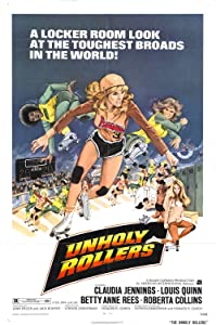 Short movie downloads The Unholy Rollers by Laslo Benedek [2160p]