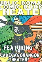 Public Domain Comic Book Theater