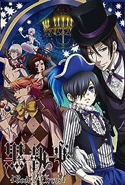 Kuroshitsuji black butler book of circus