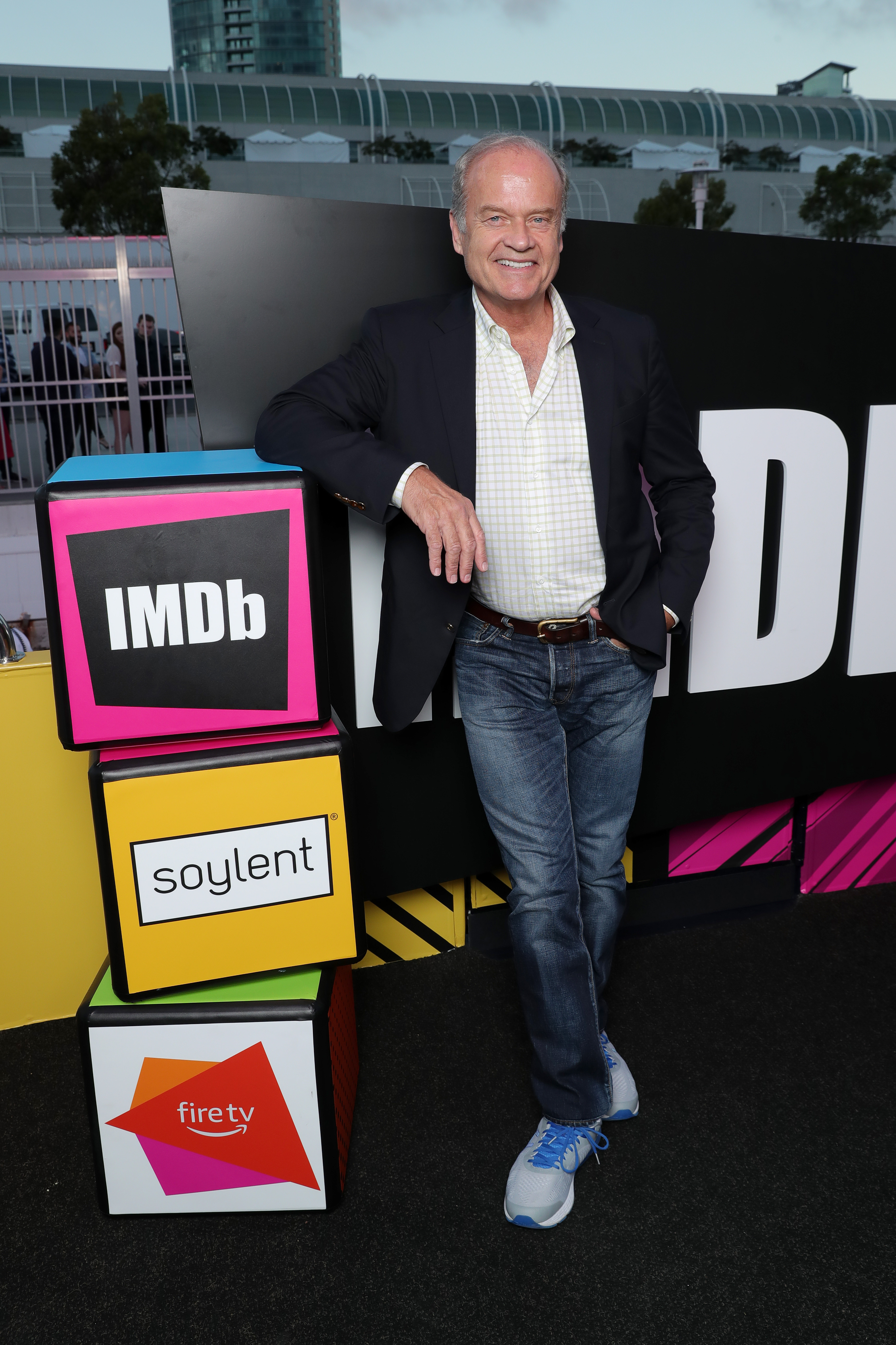 Kelsey Grammer at an event for IMDb at San Diego Comic-Con (2016)