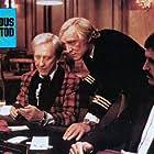 Richard Harris and Burgess Meredith in Golden Rendezvous (1977)