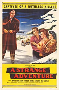 Website to download psp movies A Strange Adventure by R.G. Springsteen [mov]