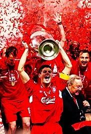 Final Milan vs Liverpool Poster
