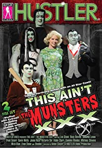 Ready movie videos download This Ain't the Munsters XXX USA [SATRip]