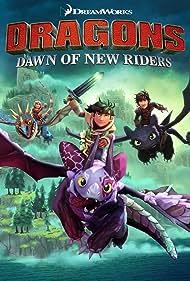 DreamWorks Dragons: Dawn of New Riders (2019)