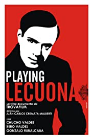 Playing Lecuona Poster