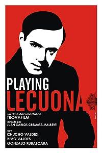 Playing Lecuona