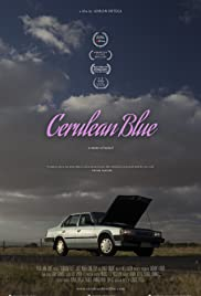 Cerulean Blue Poster
