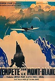 Stürme über dem Mont Blanc (1932) Poster - Movie Forum, Cast, Reviews