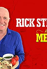 Rick Stein's Road to Mexico Poster