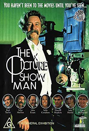 Where to stream The Picture Show Man