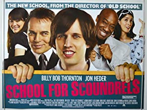 Where to stream School for Scoundrels