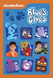 Blue's Clues Poster - TV Show Forum, Cast, Reviews