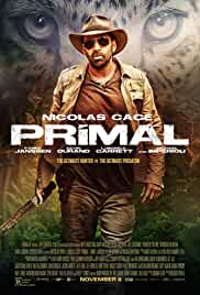 Primal (2019) Hindi Dubbed