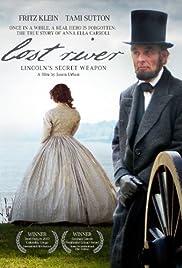 Lost River: Lincoln's Secret Weapon Poster