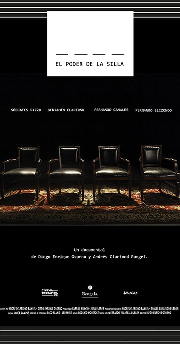 El poder de la silla (2015) - IMDb