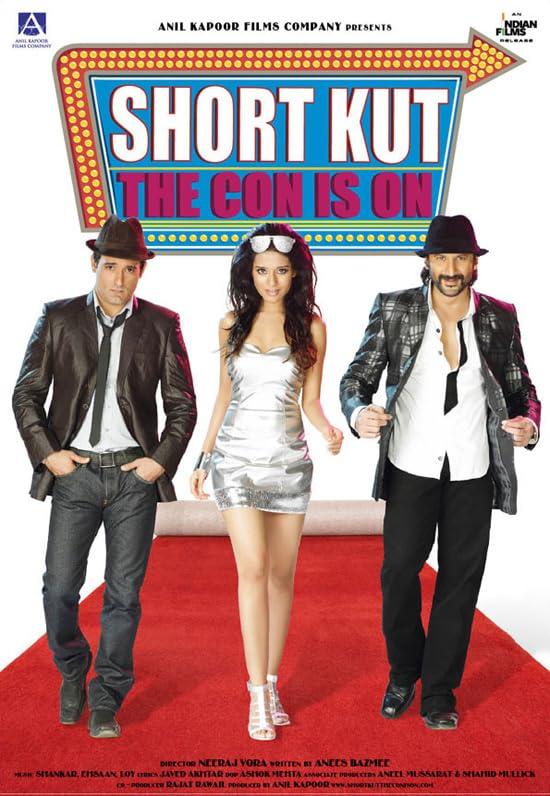 Shortkut 2009 Hindi Movie HDRip 400MB Download