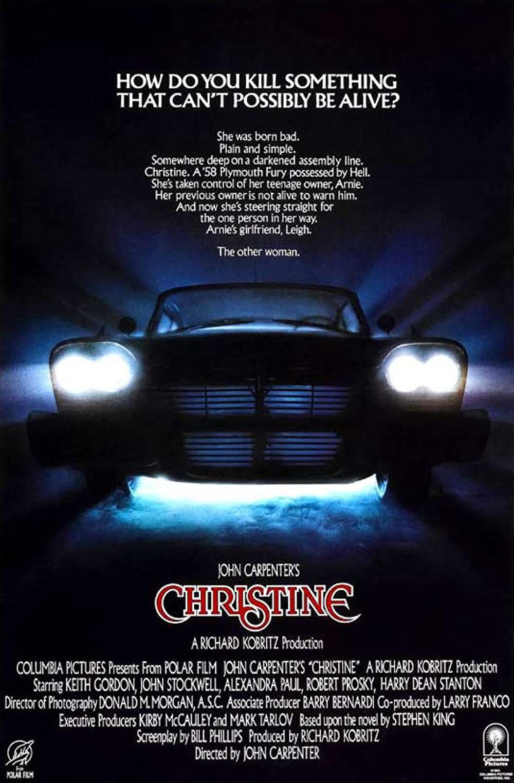 Christine (1983) - IMDb