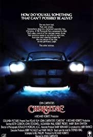 Christine (1983) Poster - Movie Forum, Cast, Reviews