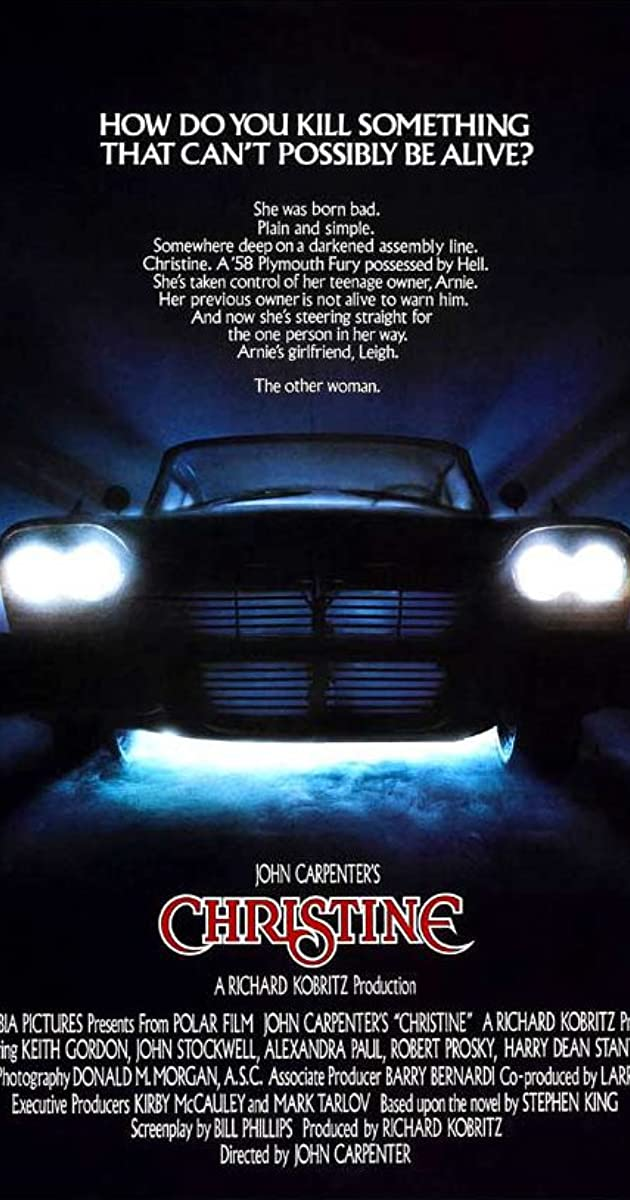 Play or Watch Movies for free Christine (1983)