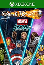 Marvel Pinball: Avengers Chronicles Poster