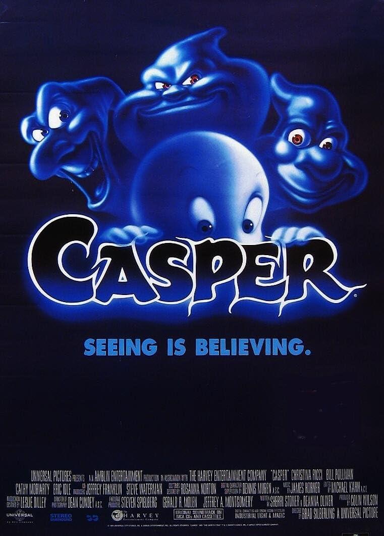 Casper (1995) Hindi Dubbed