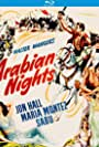 """Review: """"Arabian Nights"""" (1942) And """"Al Baba And The Forty Thieves"""" (1944); Blu-ray Special Editions"""