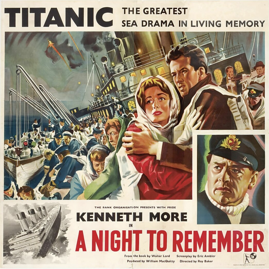 A Night to Remember (1958)