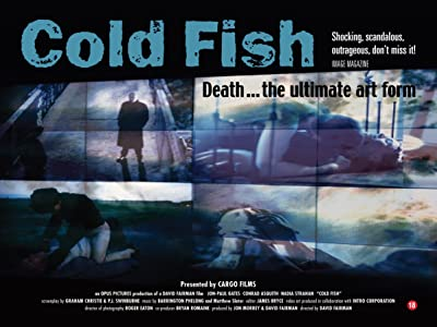 Latest movie to watch Cold Fish by none [Bluray]