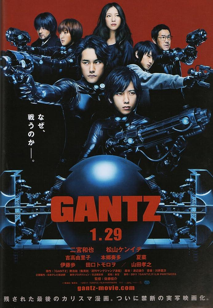 Gantz (2010) สาวกกันสึ พิฆาต เต็มแสบ