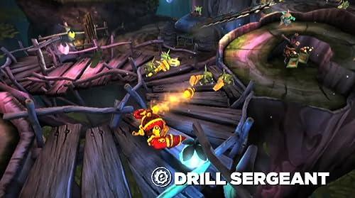 Skylander Spyro's Adventure: Drill Sergeant