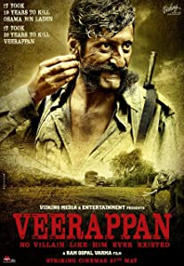 Veerappan in hindi 720p