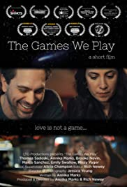 The Games We Play Poster