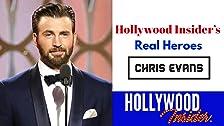 Los verdaderos héroes de Hollywood Insider: Chris Evans