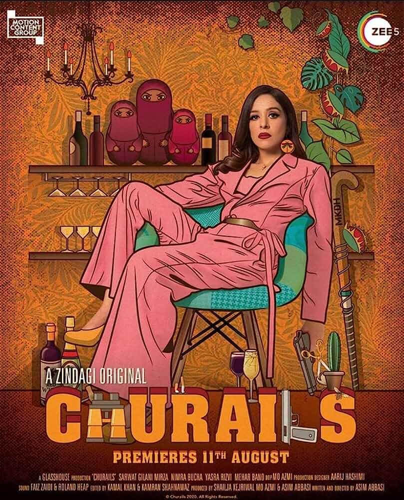 Churails (2020) Season 1 Zee5 Web series
