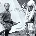 Alan Ladd and Antonio Moreno in Saskatchewan (1954)