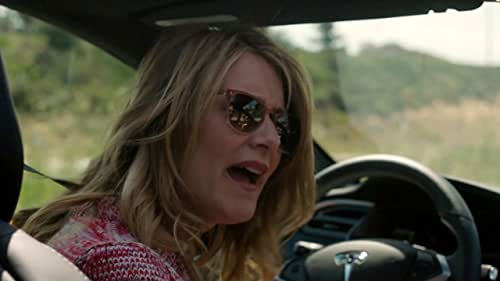 Big Little Lies: Renata And Gordon Fight In The Car