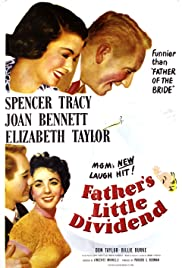 Father's Little Dividend Poster